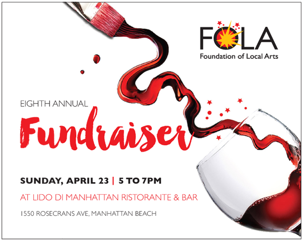8th Annual FOLA Fundraiser Header